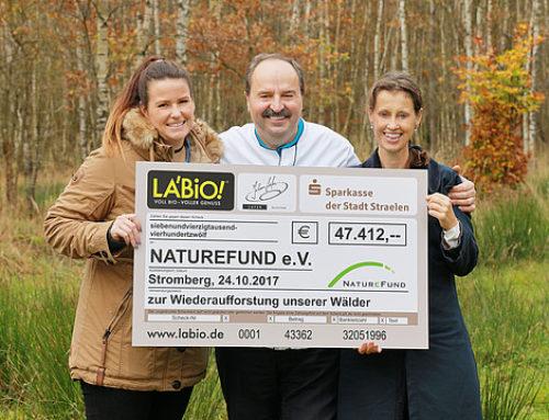 LA'BiO! – Seit 10 Jahren Förderer im Naturschutz